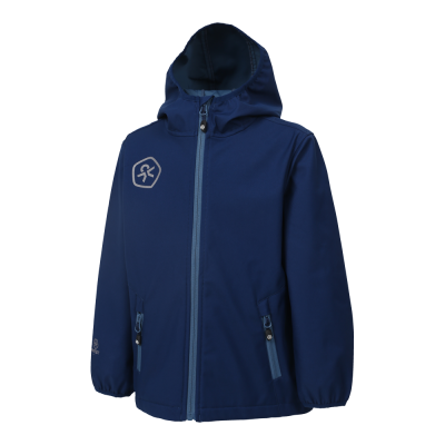 Color Kids Jr Barkin Softshell - Børne Softshell Jakke