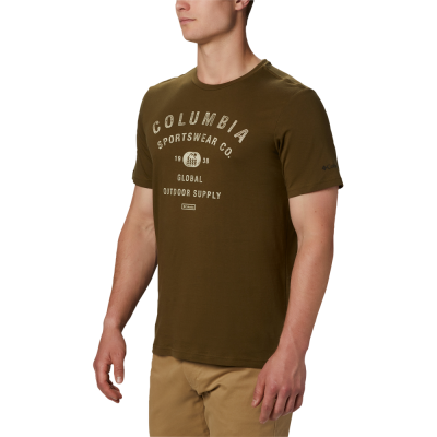 Columbia Path Lake Tee - Herre T-shirt