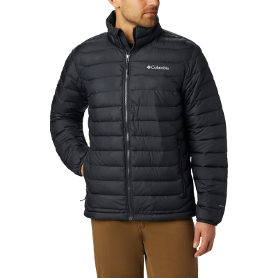 Columbia Powder Lite Jacket - Herre Vinterjakke