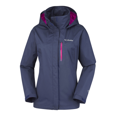 Columbia W Pouration Jacket - Funktionel Dame Jakke