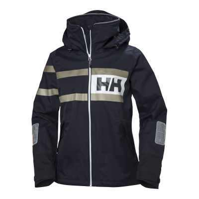 Helly Hansen W Salt Power Jacket - Dame Sejlerjakke