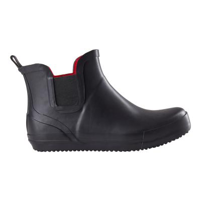 Just Low Elastic Boot, W - Dame Gummistøvler