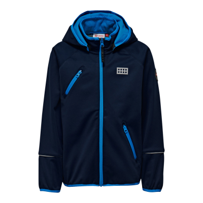 LEGO Wear Jr Siam 201 Softshell Jacket - Børne Softshell Jakke