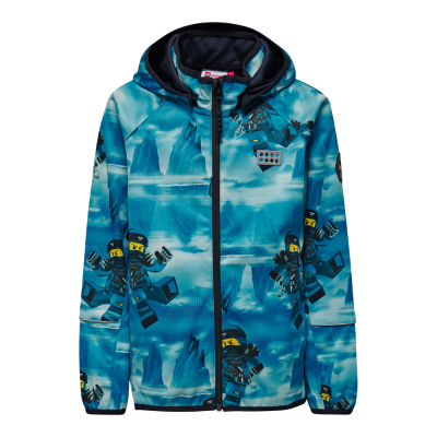 LEGO Wear Jr Siam 204 Softshell Jacket - Børne Softshell Jakke