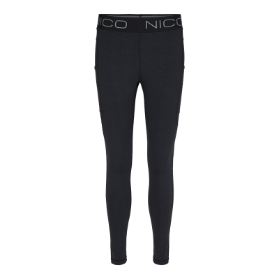 Nico Active Effect Tights 19, W - Dame Fitness Tights