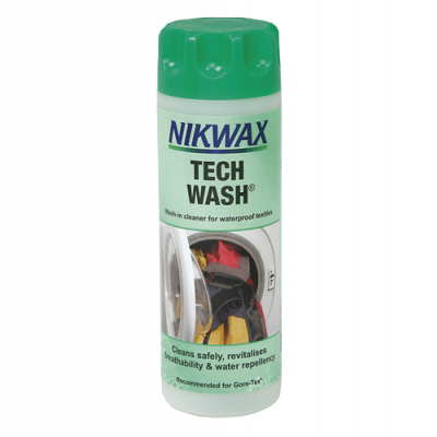 Nikwax Tech Wash 300 ml. - Vaskemiddel