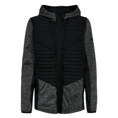 ONLY Play W CU Ållie Hood Jacket - Dame Fitness Overdel