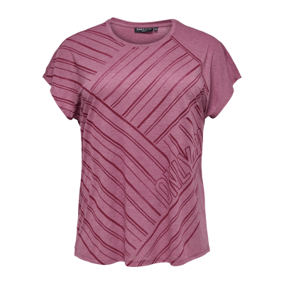 ONLY Play W CU Joni Loose Tee - Dame Fitness T-shirt