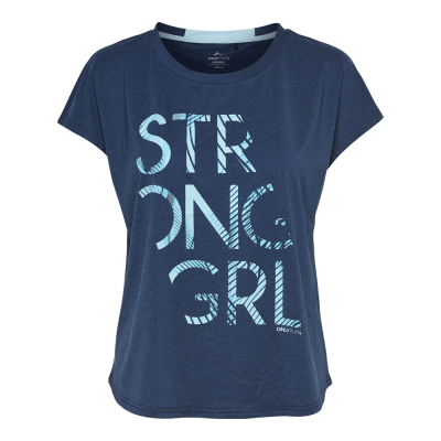 ONLY Play W Emilia Loose Tee - Dame T-shirt