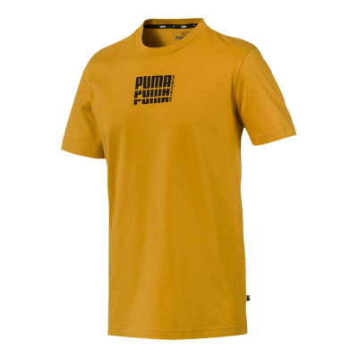 Puma Rebel Up Basic Tee - Herre T-shirt