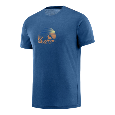Salomon Explore Tee - Herre T-shirt