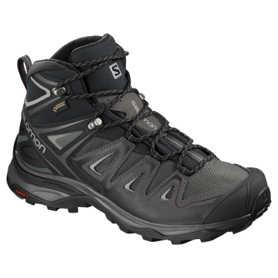 Salomon W X Ultra Mid GTX - Dame Outdoor Sko