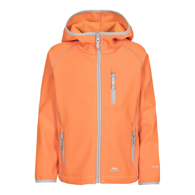 Trespass Jr Kian Softshell - Børne Softshell Jakke