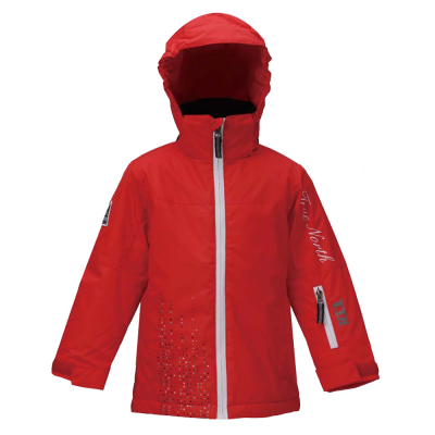 True North Jr Ski Jacket G - Pige Ski- og Vinterjakke