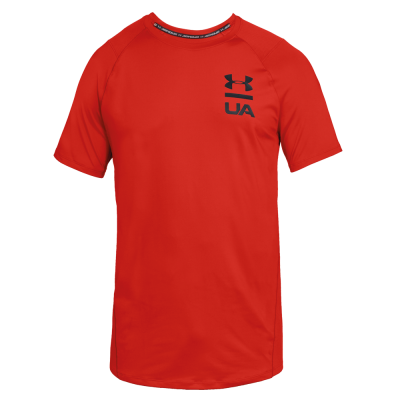 Under Armour MK1 SS Logo Graphic - Herre T-shirt