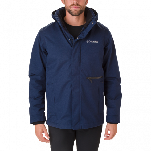 Columbia Boundary Bay Jacket - Herre Vinterjakke