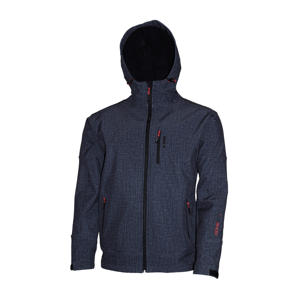 Rock 19, Sr – Smart softshell jakke fra Nanok