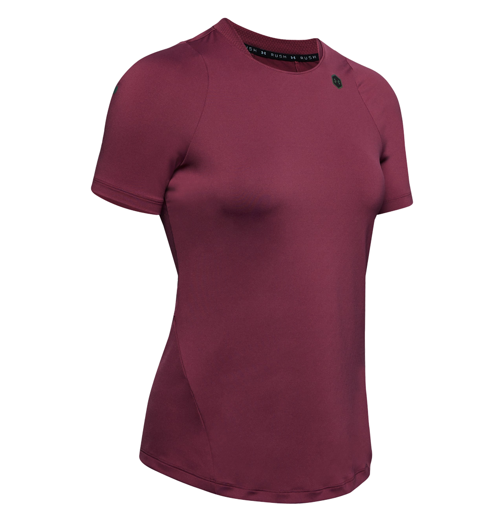 W GHL RUSH™ Tee – Dame t shirt fra Under Armour