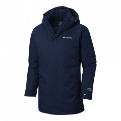 Columbia Blizzard Fighter Jacket - Herre Vinterjakke