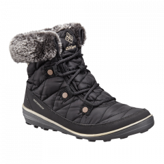Columbia W Heavenly Omni-Heat Short Boot - Dame Vinterstøvler