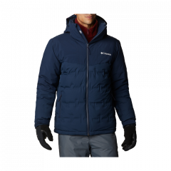 Columbia Wild Card Down Jacket - Herre Skijakke