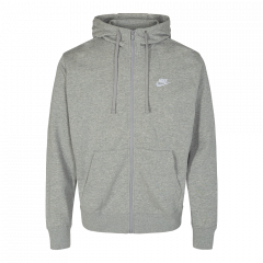 Nike NSW Club FZ Hood - Herre Sweatshirt