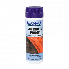 Nikwax Softshell Proof Wash-In 300 ml. - Imprægnering til softshell overtøj