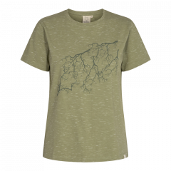 Nord Geoline 21, W. - Dame T-shirt