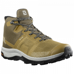 Salomon Outline Prism Mid GTX - Herre Outdoor Sko