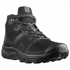 Salomon W Outline Prism Mid GTX - Dame Outdoor Sko