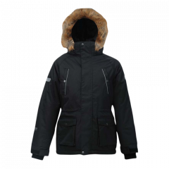 True North Jr Parka B - Drenge Vinterjakke