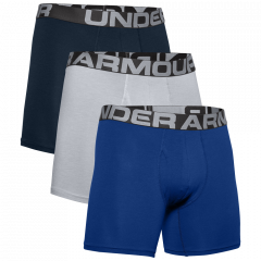 Under Armour 3-pack Charged Cotton Boxer - Herre Underbukser