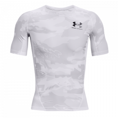 Under Armour HeatGear Isochill SS - Herre Fitness Undertøj