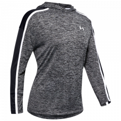 Under Armour W Tech Twist Graph Hood - Dame Sweatshirt