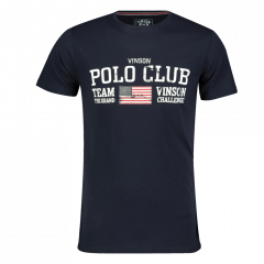 Vinson Polo Club Johnny T-Shirt - Herre T-Shirt