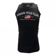 Vinson Polo Club Josiah Tank Top - Herre Top
