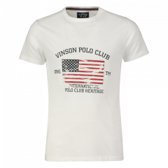 Vinson Polo Club Jovani T-Shirt - Herre T-Shirt