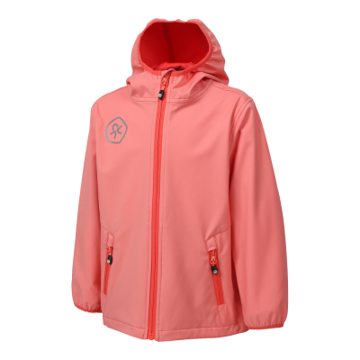 Color Kids Jr Barkin Softshell - Kinder Softshell Jacke