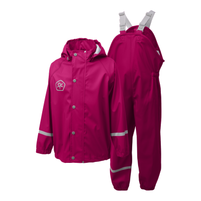 Color Kids Jr Taxi PU Rain Set - Kinder Regenset