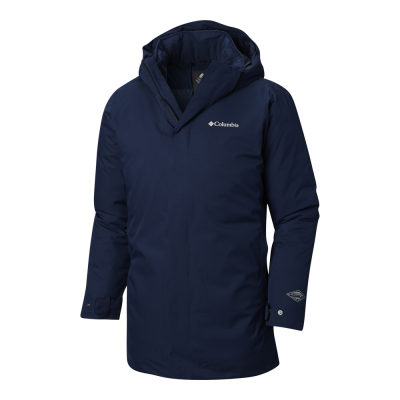 Columbia Blizzard Fighter Jacket - Herren Vinterjakke