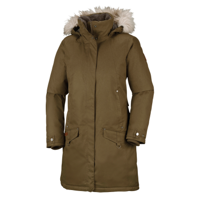 Columbia W Alpine Escape Parka - Damen Winterjacke