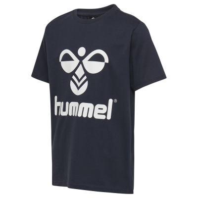 Hummel Jr Tres Tee - Kinder T-shirt
