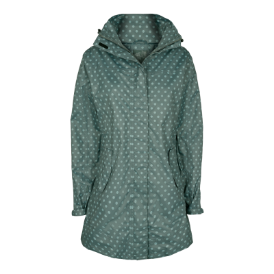 Just Circle19, W - Damen Regenjacke