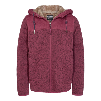 Nanok Flow 20, Jr - Kinder Fleecejacke
