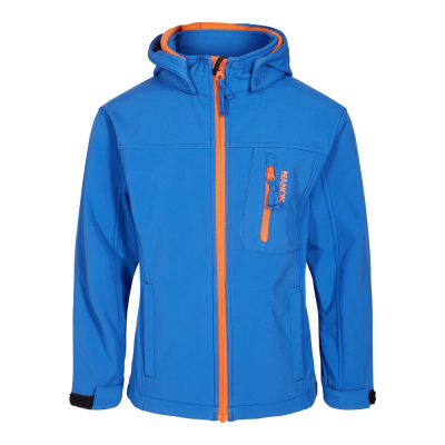 Nanok Play 18, Jr. - Kinder Softshell Jacke