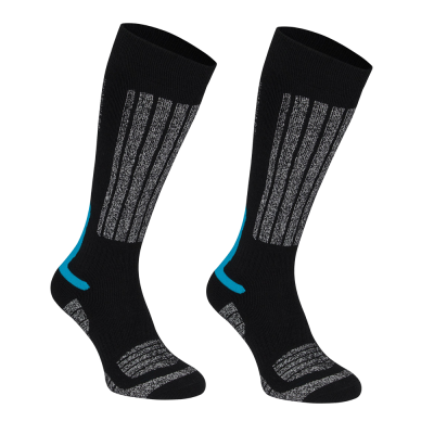 Schreuders Ski Socks Jr. 2-pak - Kinder Skisocken