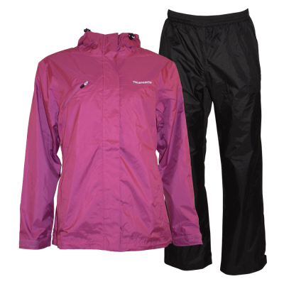 True North W Rain Set - Damen Regenanzug
