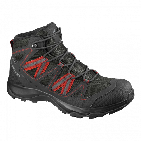 Salomon Leighton Mid GTX - Herren Outdoor Schuhe