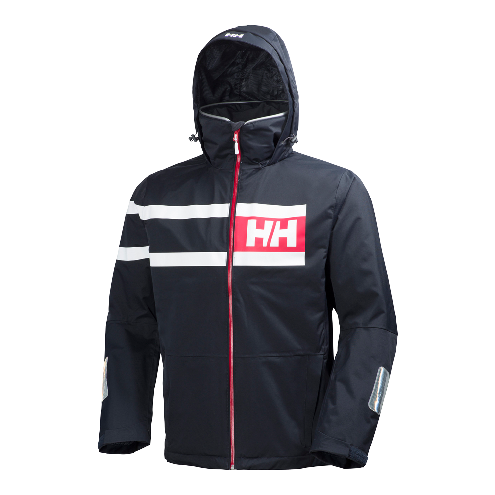 salt power jacket herren seglerjacke von helly hansen. Black Bedroom Furniture Sets. Home Design Ideas