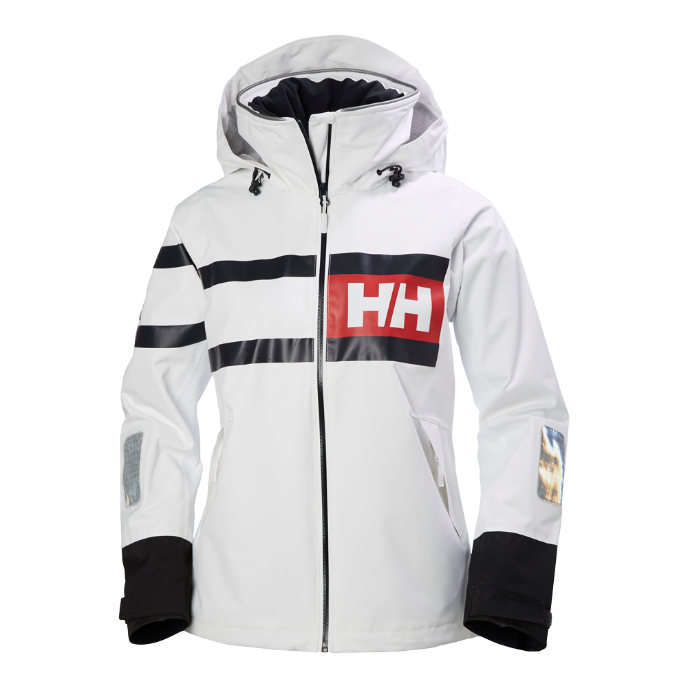 helly hansen w salt power jacket damen segeljacke. Black Bedroom Furniture Sets. Home Design Ideas